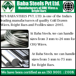 Baba Steels Pvt Ltd.